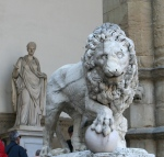 Loggia dei Lanzi, Florence