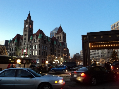 Landmark center, St. Paul