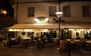 Eating out in Garda, Italy: Trattoria al Graspo