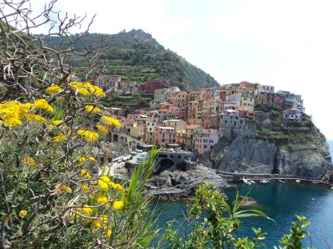 manarola path to Corniglia