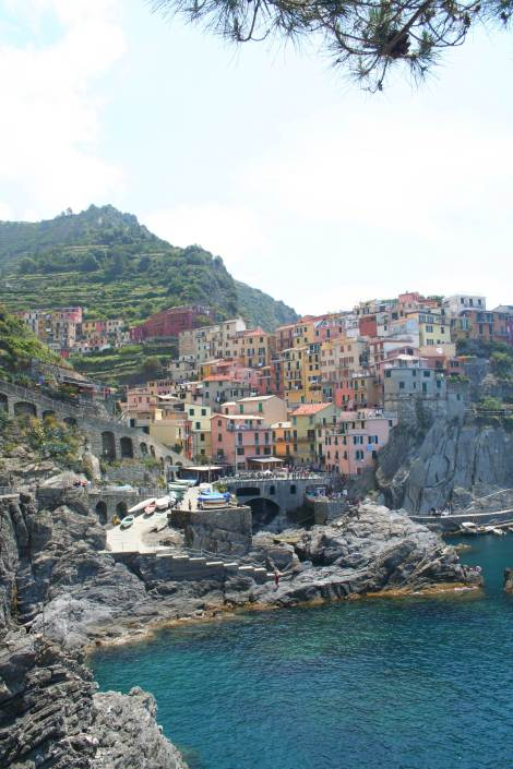 Picture perfect manarola